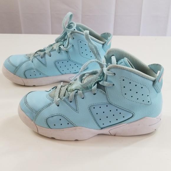 new style 16786 ef8ac Nike Air Jordan 6 Retro GG VI Pantone Shoes A4